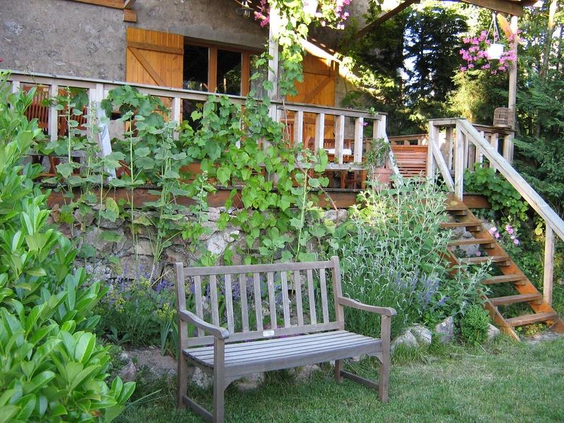 Le Petit Jardin Gite Le Boulard